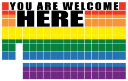 Chem LGBT logo by John Megahan