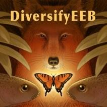 Logo for EEB social media page.